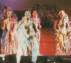 Boney M 1979 On Stage