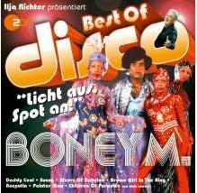 Boney M 2012 Best Of Disco