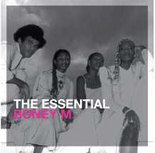 Boney M 2012 Essential Alternate Cover