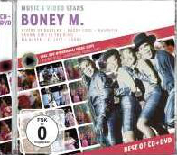 Boney M 2013 Music & VideoStars Cover