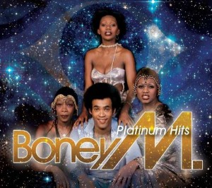 Boney M 2013 Platinum Hits